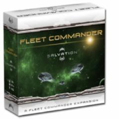 ホビージャパン フリート・コマンダー:サルヴェイション(Fleet Commander - Salvation)日本語訳ルール付属ボードゲーム 【返品種別B】