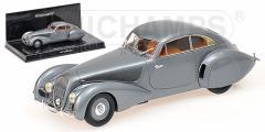 ミニチャンプス 1/43 ベントレー EMBIRICOS 1938 シルバー【436139820】ミニカー 【返品種別B】