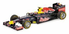 ミニチャンプス 1/43 レッドブル レーシング ルノー RB8 M.ウェバー 2012【410120002】ミニカー 【返品種別B】