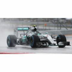 ミニチャンプス 1/43 メルセデス AMG ペトロナス F1 TEAM W06 HYBRID N .ロズベルグ USA GP 2015【410150306】ミニカー 【返品種別B】