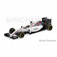 ミニチャンプス 1/18 ウィリアムズ マルティニ レーシング メルセデス FW38 フェリペ・マッサ 2016【117160019】ミニカー 【返品種別B】