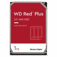 ウエスタンデジタル 【バルク品】3.5インチ 内蔵ハードディスク 1.0TB WD10EFRX-R【返品種別B】