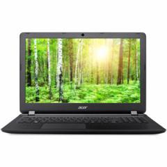 エイサー 15.6型ノートパソコンAspire ES 15 ミッドナイトブラック (KINGSOFT Office 2013 Standard) ES1-533-H14D/K【返品種別A】