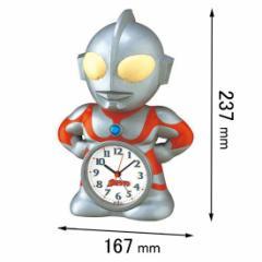 セイコークロック ウルトラマン 目覚まし時計 JF336A[JF336A]【返品種別A】