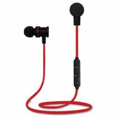 スリーイー 3E-BEA2-R Bluetooth搭載ダイナミック密閉型カナルイヤホン(レッド)Mag Ear Light[3EBEA2R]【返品種別A】