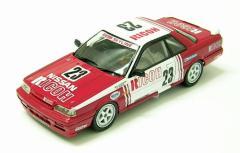 EBBRO リコースカイライン GTS-R Gr.A 1989(ホワイト/レッド)【43671】ミニカー 【返品種別B】