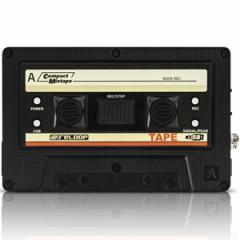 リループ TAPE カセットテープ型MP3レコーダーRELOOP[TAPERELOOP]【返品種別A】