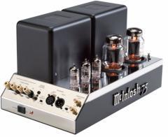 マッキントッシュ MC75(ペア) 真空管式モノラルパワーアンプ【2台1組】McIntosh[MC75ペアマツキントツシユ]【返品種別A】