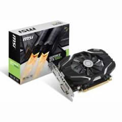 MSI GTX 1050 TI 4G OC PCI-Express 3.0 x16対応 グラフィックスボードMSI GeForce GTX 1050 Ti 4G OC[GTX1050TI4GOC]【返品種別B】