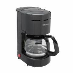 アビテラックス ACD36-K コーヒーメーカー ブラックAbitelax[ACD36K]【返品種別A】