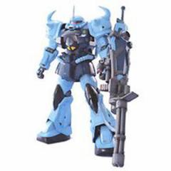 バンダイ 【再生産】1/100 MG MS-07B3 グフカスタム (機動戦士ガンダム 第08MS小隊)ガンプラ 【返品種別B】