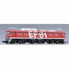 トミックス (N) 9172 JR EF81形 電気機関車(95号機・レインボー塗装B) トミックス 9172 JR EF81 デンキキカンシャ95【返品種別B】