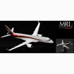 トミーテック 1/400 三菱航空機MRJ90(飛行試験機1号機)【257370】ミニカー 【返品種別B】