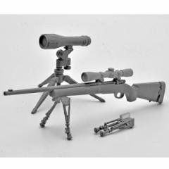 トミーテック 【再生産】1/12 LittleArmory M24SWSタイプ【LA021】プラモデル 【返品種別B】