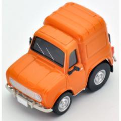 トミーテック チョロQ zero Z-46a ルノー4 フルゴネット (橙)【280965】ミニカー 【返品種別B】