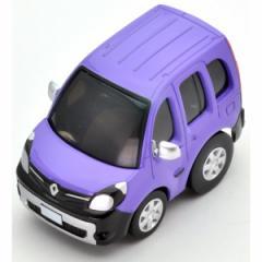 トミーテック チョロQ zero Z-48a ルノー カングー アクティフ(紫)【280989】ミニカー 【返品種別B】