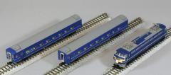 トミックス (N) 92332 EF66ブルートレイン3両セット TOMIX92332【返品種別B】