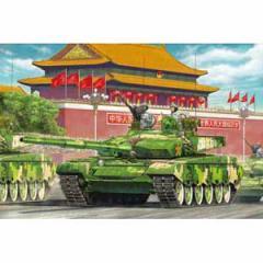 ブロンコ 1/35 中国・PLA-ZTZ-99A1主力戦車【CB35040】プラモデル 【返品種別B】