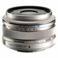 オリンパス 17MM F1.8 M.ZUIKO DIGITAL 17mm F1.8※マイクロフォーサーズ用レンズ[17MMF18]【返品種別A】