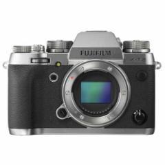 富士フイルム ミラーレスデジタルカメラ「X-T2」グラファイトシルバー エディション F X-T2-GS【返品種別A】
