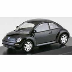 京商 1/64 VW ニュービートル 1999 ブラック【KS07050A9】ミニカー 【返品種別B】