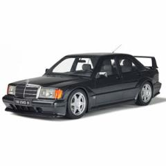 OttOmobile 1/12 メルセデス ベンツ 190 2.5-16 エヴォ2(ブラックメタリック)【OTMG020】ミニカー 【返品種別B】