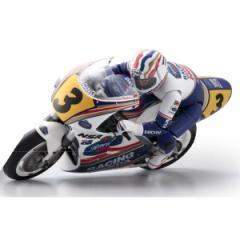 京商 1/8 電動バイク ハングオンレーサー シリーズ Honda NSR500 1991 組立キット【34932】ラジコン 【返品種別B】