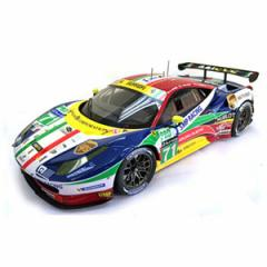 BBR 1/18 フェラーリ 458 イタリア LM GTE PRO 24h LM 2015 AF Corse No.71 2015【P18117】ミニカー 【返品種別B】