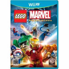 【Wii U】LEGO(R)マーベル スーパー・ヒーローズ ザ・ゲーム WUP-P-ALMJ【返品種別B】