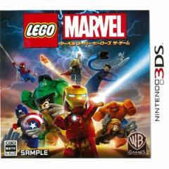 【3DS】LEGO(R)マーベル スーパー・ヒーローズ ザ・ゲーム CTR-P-AL5J【返品種別B】