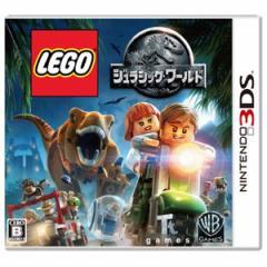 【3DS】LEGO(R)ジュラシック・ワールド CTR-P-BLJJレゴジュラシック【返品種別B】