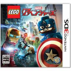 【3DS】LEGO(R)マーベル アベンジャーズ CTR-P-ALEJレゴマーベル【返品種別B】