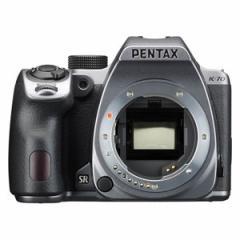 PENTAX デジタル一眼レフカメラ「PENTAX K-70」ボディ(シルキーシルバー) PENTAX K-70 K-70ボデイシルキ-シルバ-【返品種別A】