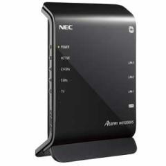NEC PA-WG1200HS 11ac対応 無線LANルータ 親機(867+300Mbps)Aterm WG1200HS PA-WG1200HS[PAWG1200HS]【返品種別A】