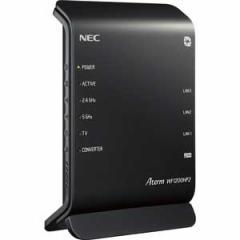 NEC PA-WF1200HP2 11ac対応 867+300Mbps 無線LANルータ(親機単体)Aterm WF1200HP2[PAWF1200HP2]【返品種別A】