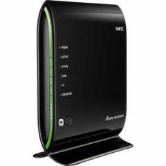 NEC PA-WG2200HP 11ac対応 無線LANルーター親機(1733+450Mbps)Aterm WG2200HP[PAWG2200HP]【返品種別A】
