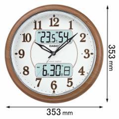 カシオ 掛時計 ITM-900FLJ-5JF[ITM900FLJ5JF]【返品種別A】