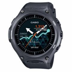 カシオ Smart Outdoor Watchスマート アウトドア ウォッチ WSD-F10BK[WSDF10BK]【返品種別B】