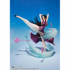 バンダイ フィギュアーツZERO ボア・ハンコック-Love Hurricane ver.-フィギュア 【返品種別B】