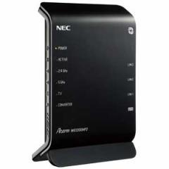 NEC PA-WG1200HP2 11ac対応 867+300Mbps 無線LANルータ(親機単体)[PAWG1200HP2]【返品種別A】