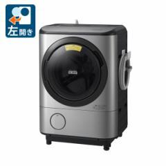 日立 BD-NX120CL-S 12.0kg ドラム式洗濯乾燥機【左開き】ステンレスシルバーHITACHI ビッグドラム[BDNX120CLS]【返品種別A】