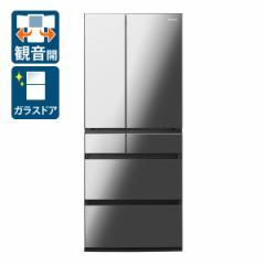 パナソニック NR-F655WPX-X 650L 6ドア冷蔵庫(オニキスミラー)Panasonic[NRF655WPXX]【返品種別A】
