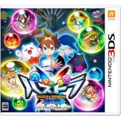 【3DS】パズドラクロス 神の章 CTR-P-BPWJ【返品種別B】