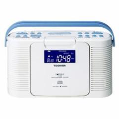 東芝 TY-CDB5-W 防水CDラジオ[TYCDB5W]【返品種別A】
