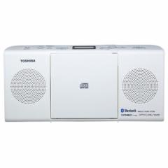 東芝 TY-CW26(W) Bluetooth機能搭載CDラジオ(ホワイト)TOSHIBA[TYCW26W]【返品種別A】