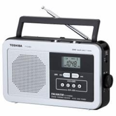 東芝 TY-SHR3-S ワイドFM/AM/SW ホームラジオTOSHIBA[TYSHR3S]【返品種別A】