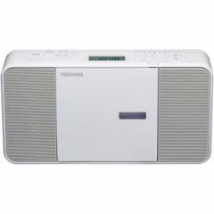 東芝 TY-C250-W CDラジオ(ホワイト)TOSHIBA[TYC250W]【返品種別A】