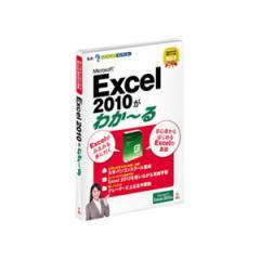 リオ EXCEL2010ガワカ-ル-W Microsoft Office Excel 2010がわかーる[EXCEL2010ガワカルW]【返品種別A】