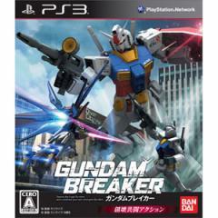 【PS3】ガンダムブレイカー BLJS-10197ガンダムブレイ【返品種別B】