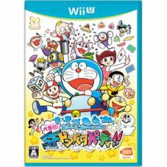 【Wii U】藤子・F・不二雄キャラクターズ 大集合! SFドタバタパーティー! ! WUP-P-BSFJ【返品種別B】